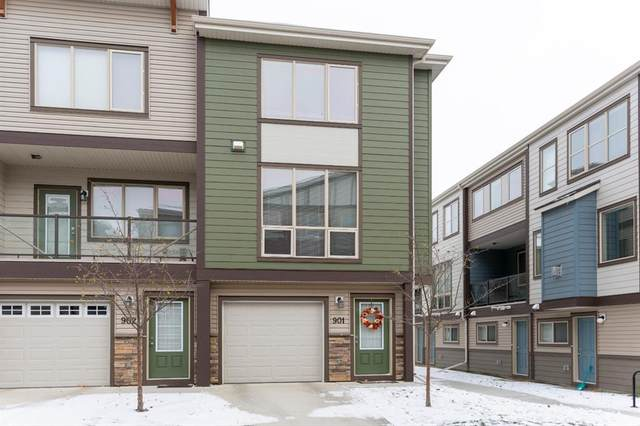 125 Caribou Crescent #901, Red Deer, AB T4P 0V6 (#A1043631) :: Canmore & Banff