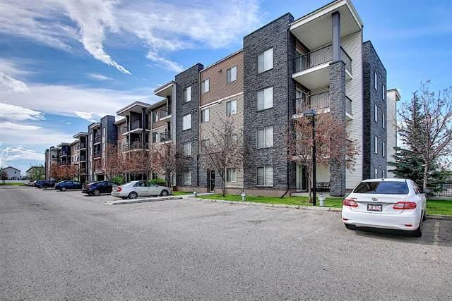 7110 80 Avenue NE #209, Calgary, AB T3J 0N4 (#A1043655) :: Canmore & Banff
