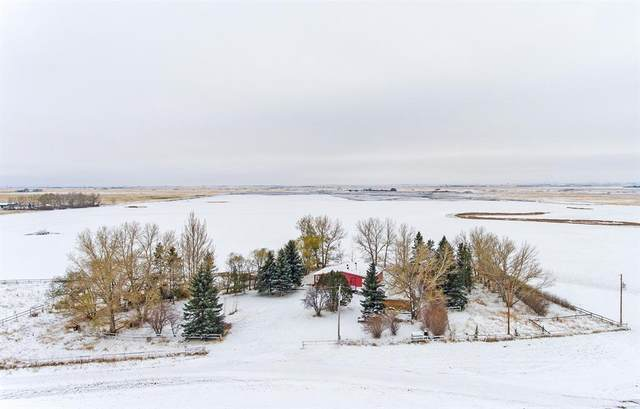 29342 Range Road 275, Rural Mountain View County, AB T0M 0S0 (#A1043659) :: The Cliff Stevenson Group