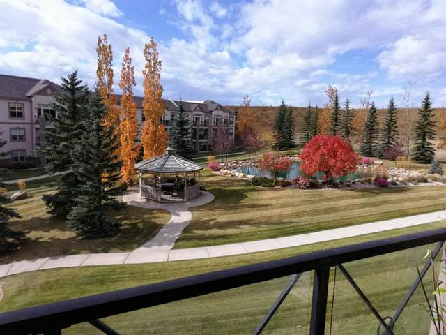 303 Arbour Crest Drive NW #1317, Calgary, AB T3G 5G4 (#A1043668) :: Canmore & Banff