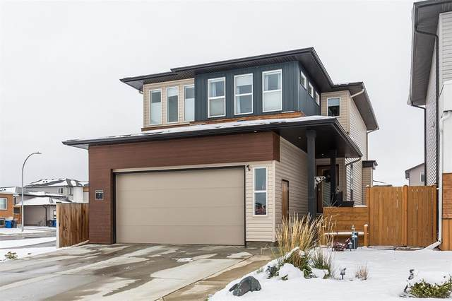 7 Greywolf Road N, Lethbridge, AB T1H 7E8 (#A1043682) :: Canmore & Banff