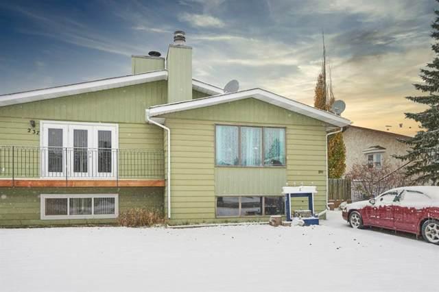 235 Glenpatrick Drive, Cochrane, AB T4C 1G2 (#A1043714) :: Calgary Homefinders
