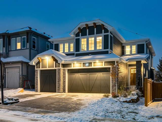 57 Westpoint Way SW, Calgary, AB T3H 2A5 (#A1043736) :: Canmore & Banff