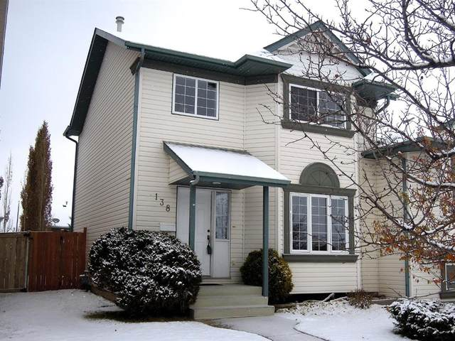 138 Duston Street, Red Deer, AB T4R 2V9 (#A1043748) :: Canmore & Banff