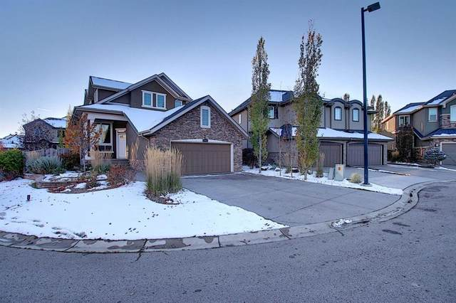 193 Cranleigh Place SE, Calgary, AB T3M 0N6 (#A1043750) :: Canmore & Banff