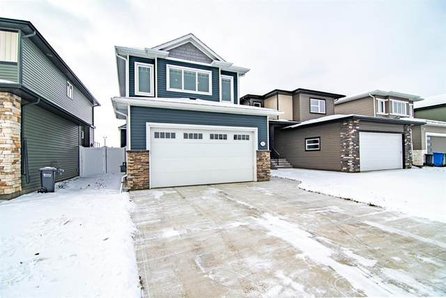 334 Viscount Drive, Red Deer, AB T4P 0N7 (#A1043757) :: Redline Real Estate Group Inc