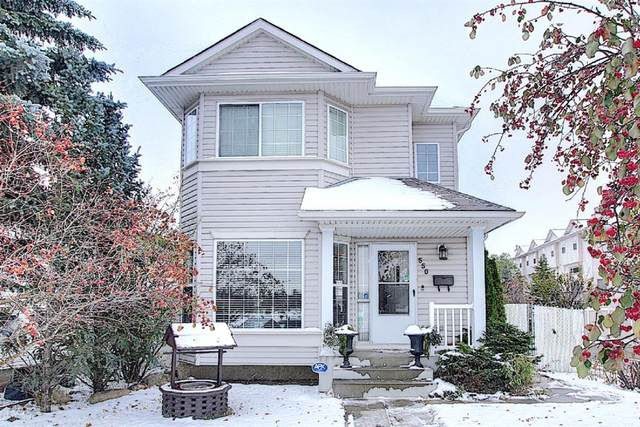 550 Country Hills Drive NW, Calgary, AB T3K 4W7 (#A1043759) :: Canmore & Banff