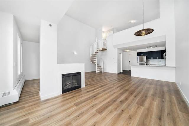 1000 15 Avenue #403, Calgary, AB T2R 0S6 (#A1043767) :: Western Elite Real Estate Group