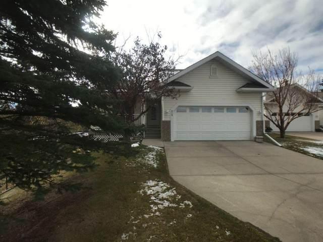 219 Macewan Ridge Villas NW, Calgary, AB T3K 4G3 (#A1043780) :: Canmore & Banff