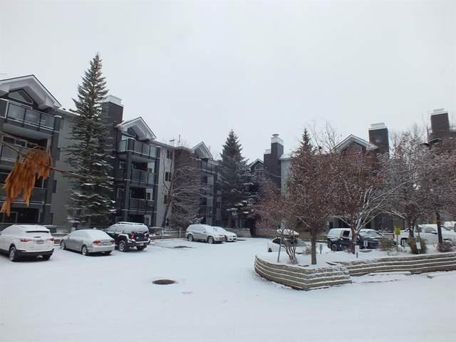 10 Sierra Morena Mews SW #315, Calgary, AB T3H 3K5 (#A1043784) :: Canmore & Banff