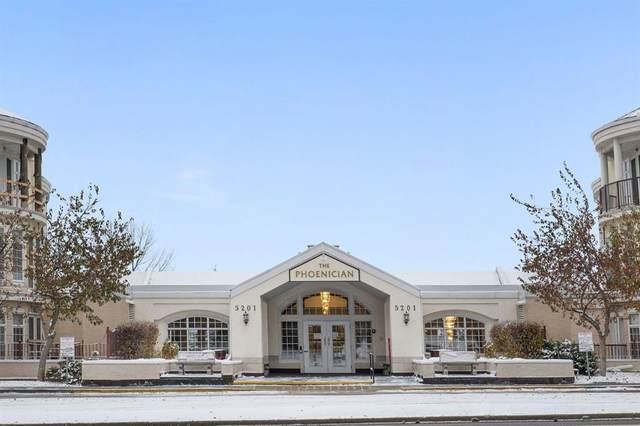 5201 Dalhousie Drive NW #236, Calgary, AB T3A 5Y7 (#A1043785) :: Redline Real Estate Group Inc