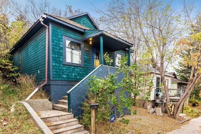 1143 Maggie Street SE, Calgary, AB T2G 4L9 (#A1043829) :: Redline Real Estate Group Inc