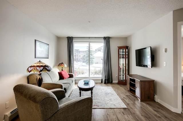 2518 Fish Creek Boulevard SW #1115, Calgary, AB T2Y 4T5 (#A1043842) :: The Cliff Stevenson Group
