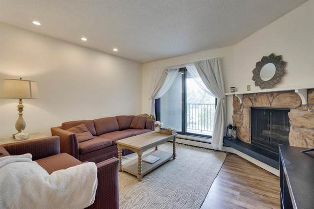 4001B 49 Street NW #2301, Calgary, AB T3A 2C9 (#A1043860) :: Canmore & Banff