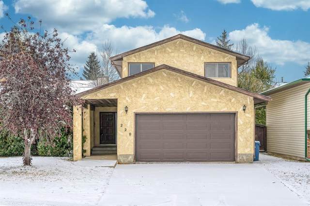 220 Woodridge Place SW, Calgary, AB T2W 3S4 (#A1043863) :: Canmore & Banff