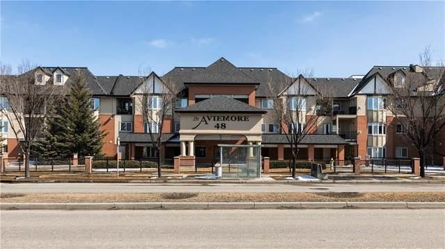 48 Inverness Gate SE #2227, Calgary, AB T2V 4N1 (#A1043871) :: Western Elite Real Estate Group