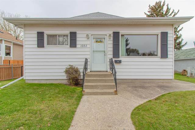 1053 Ross Street SE, Medicine Hat, AB T1A 0Y2 (#A1043881) :: Canmore & Banff