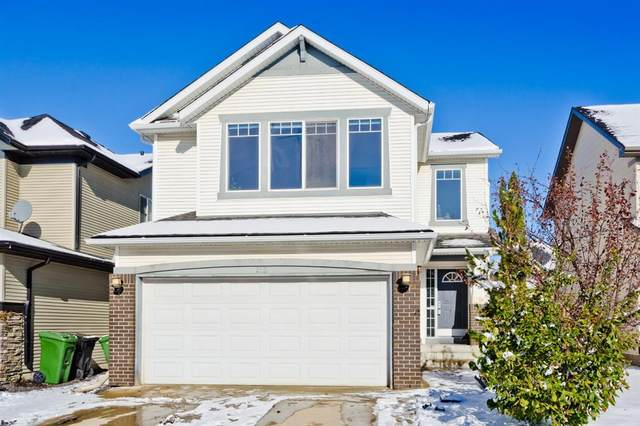 223 Cougarstone Circle SW, Calgary, AB T3H 4W5 (#A1043883) :: Western Elite Real Estate Group
