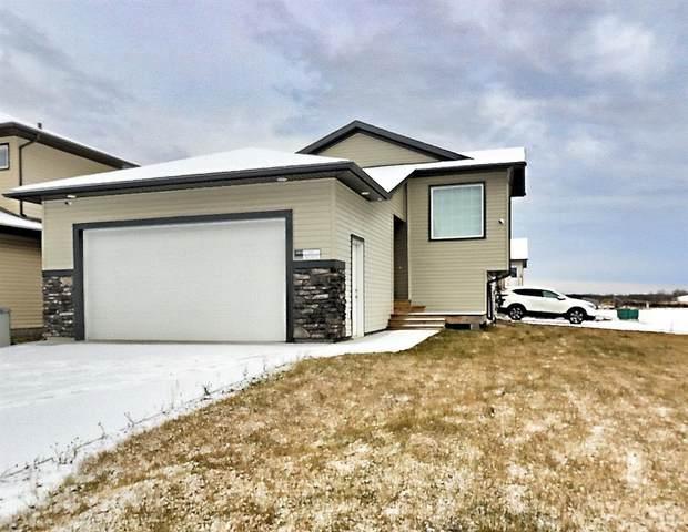 8501 87A Street A/B, Grande Prairie, AB T8X 0R6 (#A1043892) :: Canmore & Banff