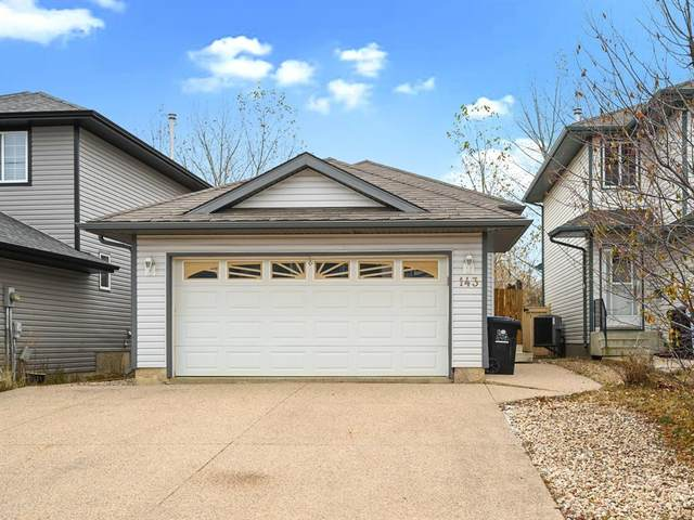 143 J.W. Mann Drive, Fort Mcmurray, AB T9H 5G7 (#A1043920) :: Canmore & Banff