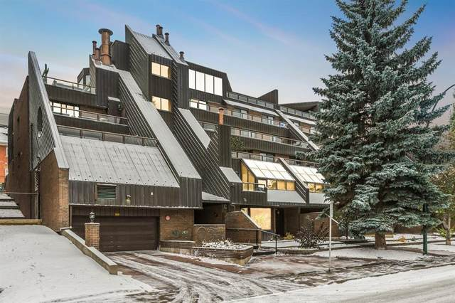 1215 Cameron Avenue SW #103, Calgary, AB T2T 0K8 (#A1043941) :: Canmore & Banff