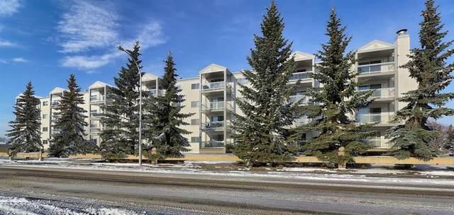 9700 92 Avenue #220, Grande Prairie, AB T8V 6Z7 (#A1043946) :: Team Shillington | Re/Max Grande Prairie