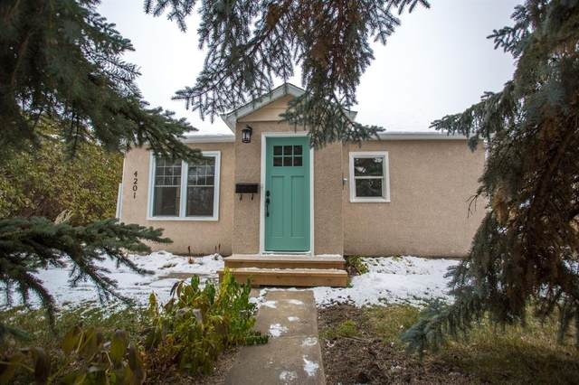 4201 51 Street, Red Deer, AB T4N 1Z7 (#A1043952) :: Canmore & Banff