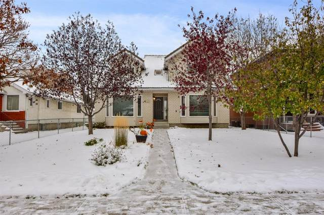 715 24 Avenue NW, Calgary, AB T2M 1X8 (#A1043965) :: Canmore & Banff