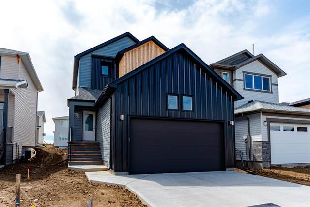 346 Miners Chase W, Lethbridge, AB T1J 5S6 (#A1043973) :: Canmore & Banff