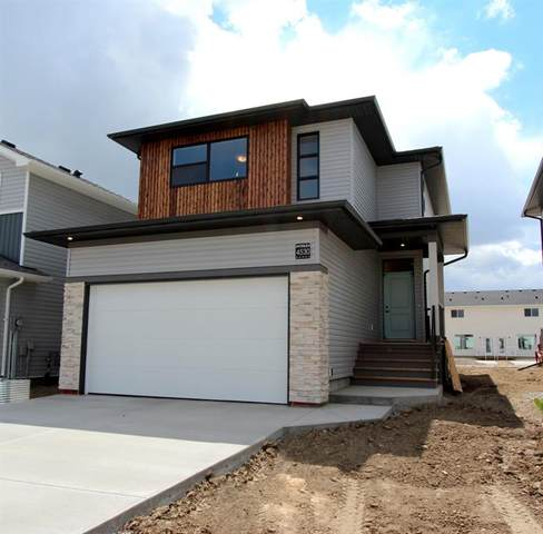 342 Miners Chase W, Lethbridge, AB T1J 5S6 (#A1044005) :: Canmore & Banff