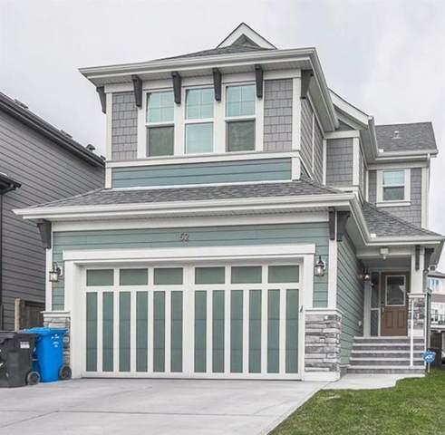 52 Mahogany Crescent SE, Calgary, AB  (#A1044029) :: Calgary Homefinders