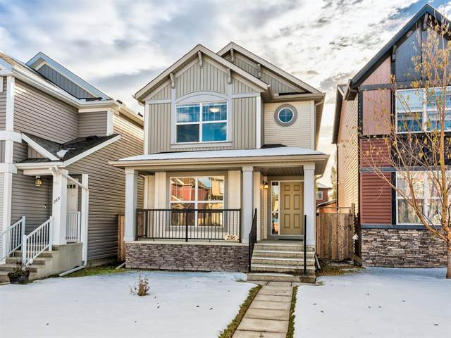 256 Autumn Green SE, Calgary, AB T3M 0H4 (#A1044030) :: Canmore & Banff