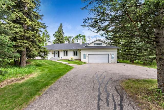 108 Sunrise Way, Priddis Greens, AB T0L 1W3 (#A1044033) :: Redline Real Estate Group Inc