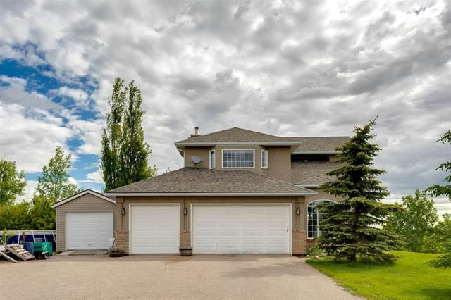 16 Mountain View Close NW, Rural Rocky View County, AB T3P 1A6 (#A1044052) :: Calgary Homefinders