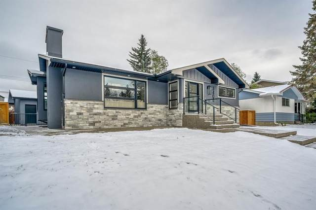 3408 Lakeside Crescent SW, Calgary, AB T3E 6A6 (#A1044054) :: Canmore & Banff