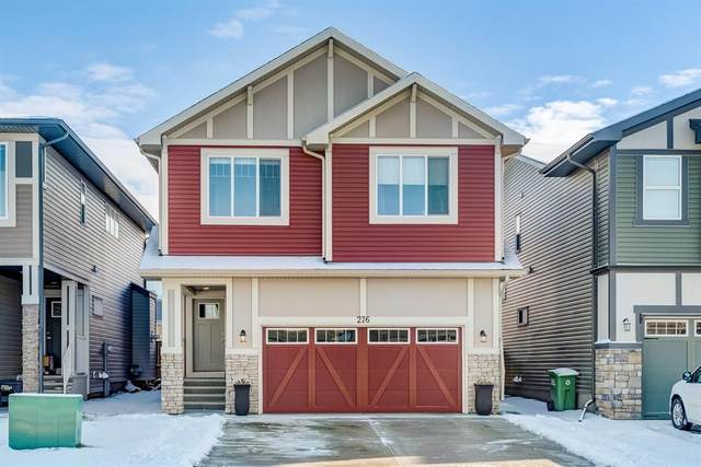 276 Paint Horse Drive, Cochrane, AB T4C 2M3 (#A1044059) :: Calgary Homefinders