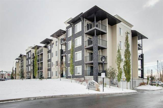 625 Glenbow Drive #1109, Cochrane, AB T4C 0S7 (#A1044069) :: Western Elite Real Estate Group