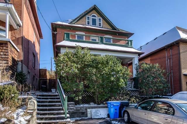 64 6 Street NE, Calgary, AB T2E 3X9 (#A1044071) :: Canmore & Banff
