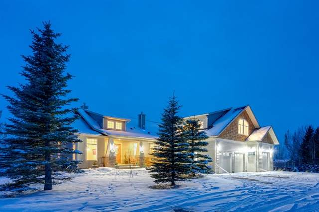 33110 Township 243 Road, Rural Rocky View County, AB T3Z 2M6 (#A1044074) :: Calgary Homefinders