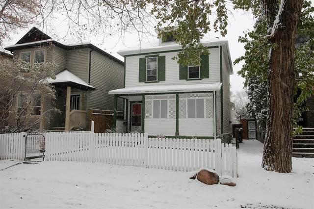 637 6 Street S, Lethbridge, AB T1J 2E4 (#A1044090) :: Canmore & Banff