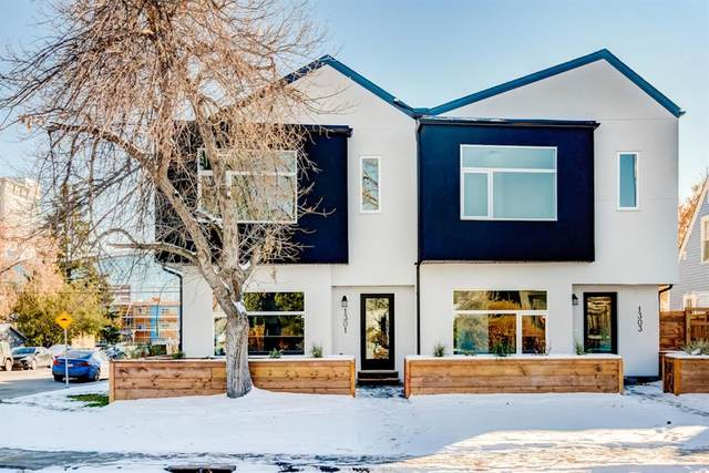 1301 18 Avenue NW, Calgary, AB X0X 0X0 (#A1044094) :: Western Elite Real Estate Group