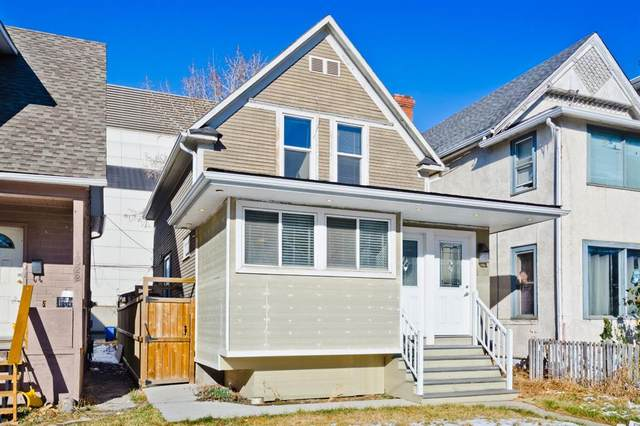 1520 11 Avenue SW, Calgary, AB T3C 0M9 (#A1044096) :: Canmore & Banff