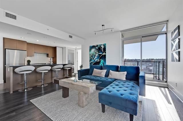 1111 10 Street SW #808, Calgary, AB T2R 1E3 (#A1044115) :: Western Elite Real Estate Group