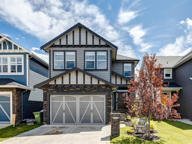 1845 Reunion Terrace NW, Airdrie, AB T4B 3P9 (#A1044124) :: Canmore & Banff