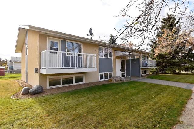 6011 44 Avenue, Camrose, AB T4V 0B1 (#A1044127) :: Canmore & Banff
