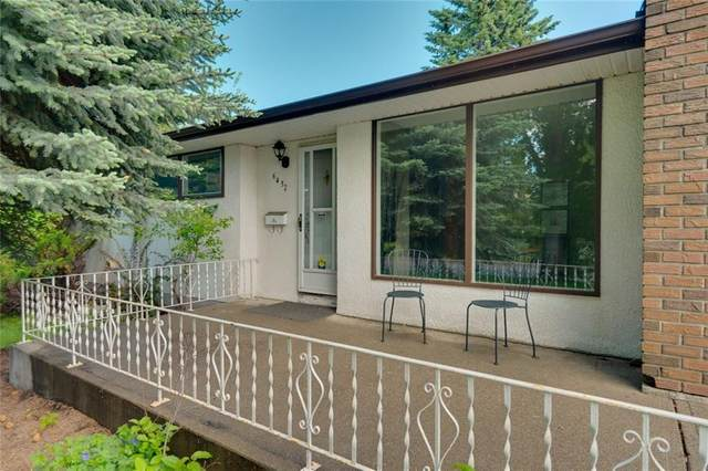 6432 Laurentian Way SW, Calgary, AB T3E 5N1 (#A1044130) :: Western Elite Real Estate Group