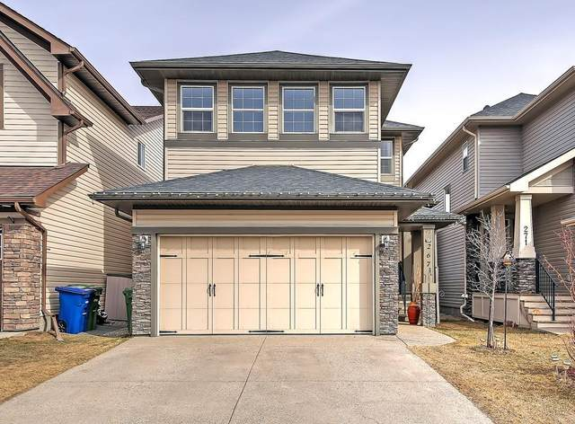 267 Hillcrest Circle SW, Airdrie, AB T4B 0Y7 (#A1044133) :: Redline Real Estate Group Inc