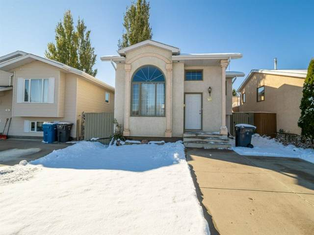 98 Assiniboia Way W, Lethbridge, AB T1K 6X3 (#A1044138) :: Canmore & Banff