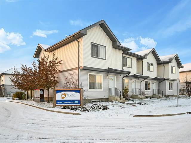 187 Millennium Gate #7, Fort Mcmurray, AB T9K 0P3 (#A1044144) :: Canmore & Banff