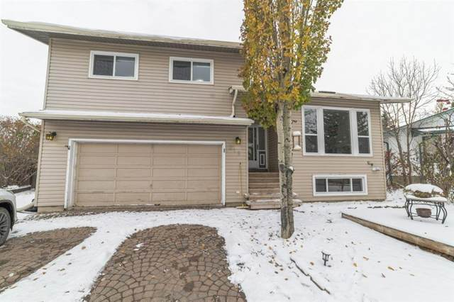 319 Woodside Place, Okotoks, AB T1S 1L9 (#A1044148) :: Canmore & Banff
